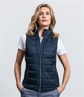 Russell Ladies Nano Padded Bodywarmer