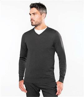 Kariban V Neck Sweater