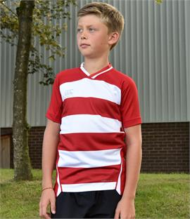 Canterbury Kids Evader Hooped Jersey
