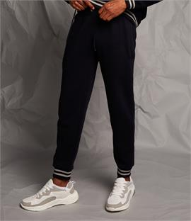 Front Row Unisex Striped Cuff Joggers