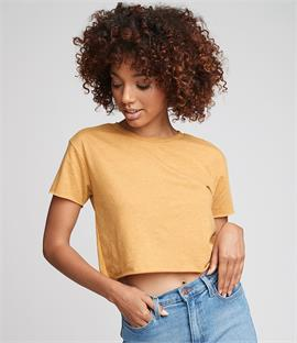 Next Level Ladies Festival Cali Cropped T-Shirt