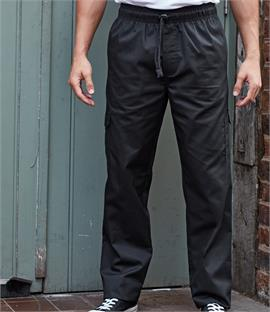 Premier Essential Chef's Cargo Trousers