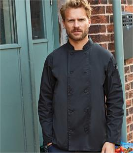 Premier Coolchecker® Long Sleeve Chef's Jacket
