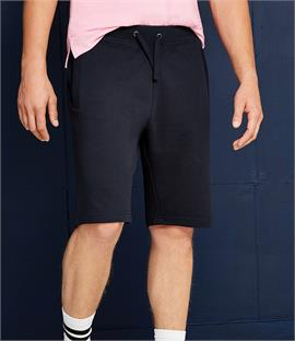 Kustom Kit Slim Fit Sweat Shorts