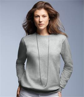 Anvil Ladies Fashion Drop Shoulder Sweatshirt