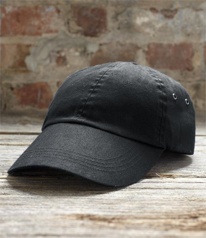 DISCONTINUED - Anvil Low Profile Twill Cap