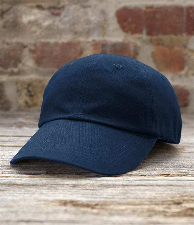DISCONTINUED - Anvil Low Profile Brushed Twill Cap