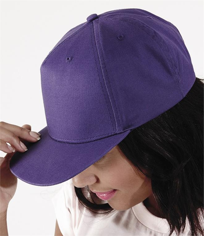 Beechfield Cotton Rapper Cap