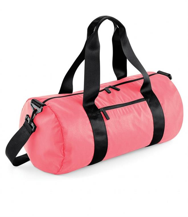 DISCONTINUED - BagBase Studio Barrel Bag
