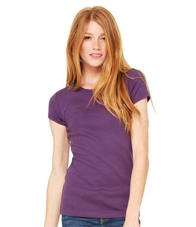DISCONTINUED - Bella Baby Rib T-Shirt