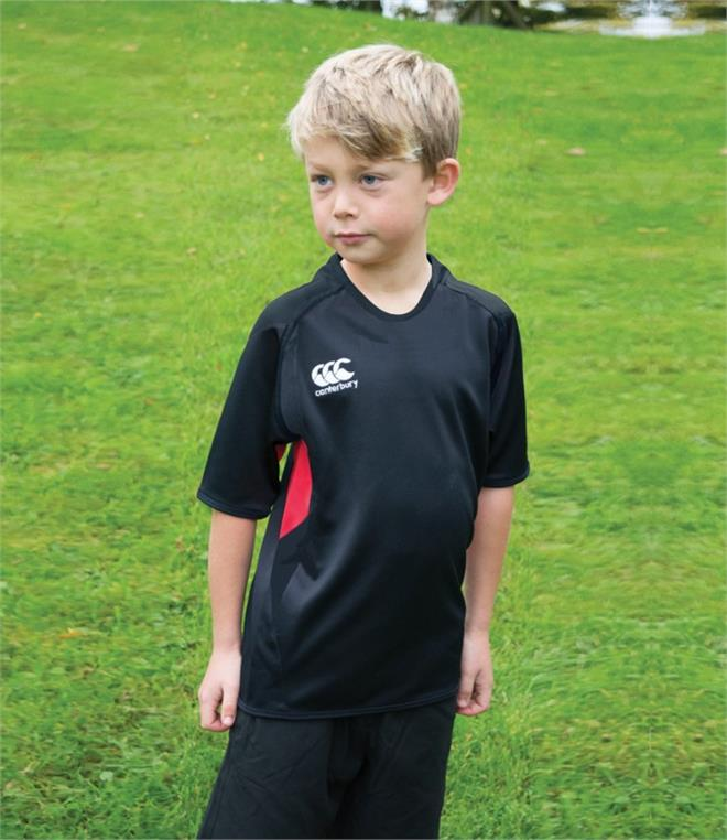 DISCONTINUED - Canterbury Kids Challenge Jersey