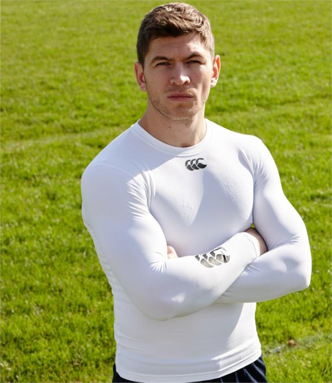 Canterbury ThermoReg Long Sleeve Base Layer