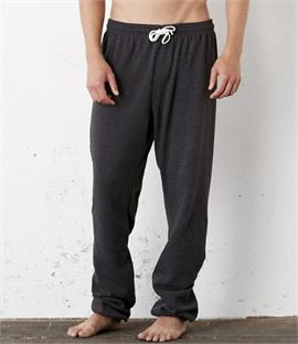 Canvas Unisex Long Scrunch Pants