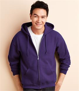 Gildan Heavy Blend Zip Hooded Sweatshirt