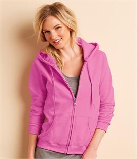 Wholesale Womens Zip Up Hoodies   Sweatshirts - Fire Label 33a15c9ee