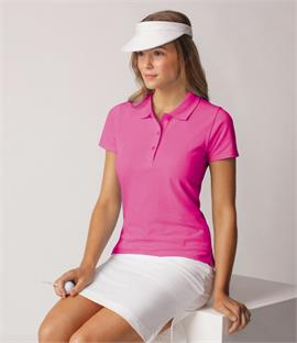 Glenmuir Golf Ladies Piqué Golf Polo Shirt
