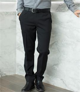 Henbury Tapered Leg Trousers