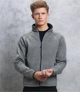 Kustom Kit Knitted Fleece Jacket