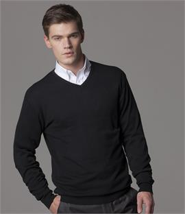 Kustom Kit Arundel V Neck Sweater