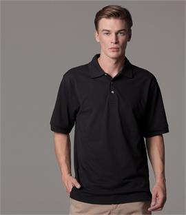 Kustom Kit Chunky Pique Polo Shirt
