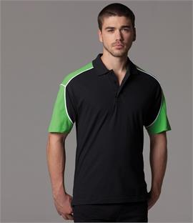 Gamegear Formula Racing Monaco Pique Polo Shirt