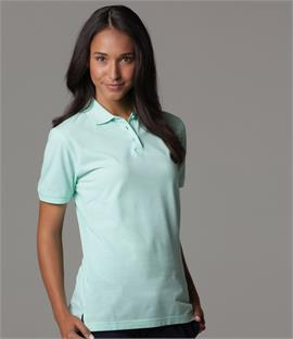Kustom Kit Ladies Klassic Pique Polo Shirt