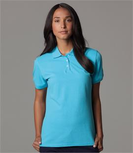 Kustom Kit Kate Ladies Pique Polo Shirt
