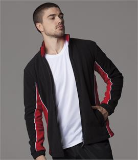 Gamegear Micro Fleece Track Jacket
