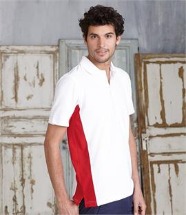Kariban Flag Pique Polo Shirt