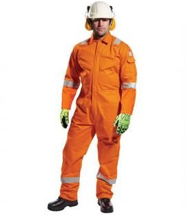 Portwest Bizflame Anti-Static Coverall