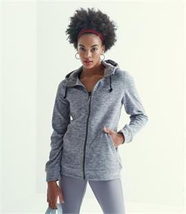 Regatta Activewear Ladies Montreal Hooded Fleece Jacket