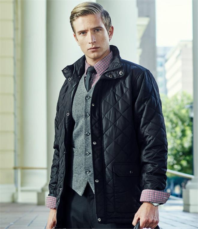 Regatta Tyler Quilted Jacket