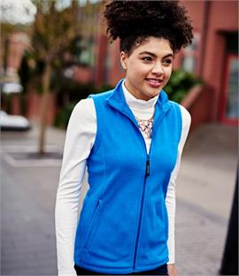 Regatta Ladies Micro Fleece Bodywarmer