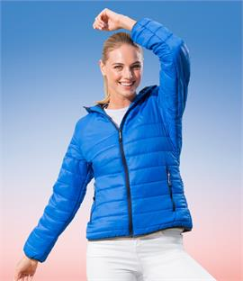 Regatta Standout Ladies Acadia Down-Touch Padded Jacket