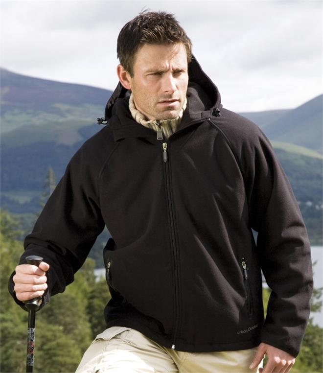 DISCONTINUED Result Zorax Z-Tech  Soft Shell Jacket