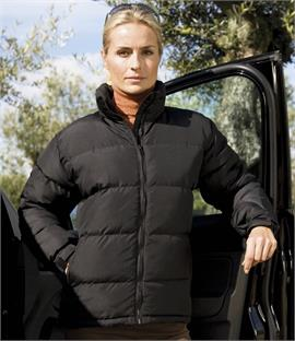 Result Ladies Holkham Down Feel Jacket