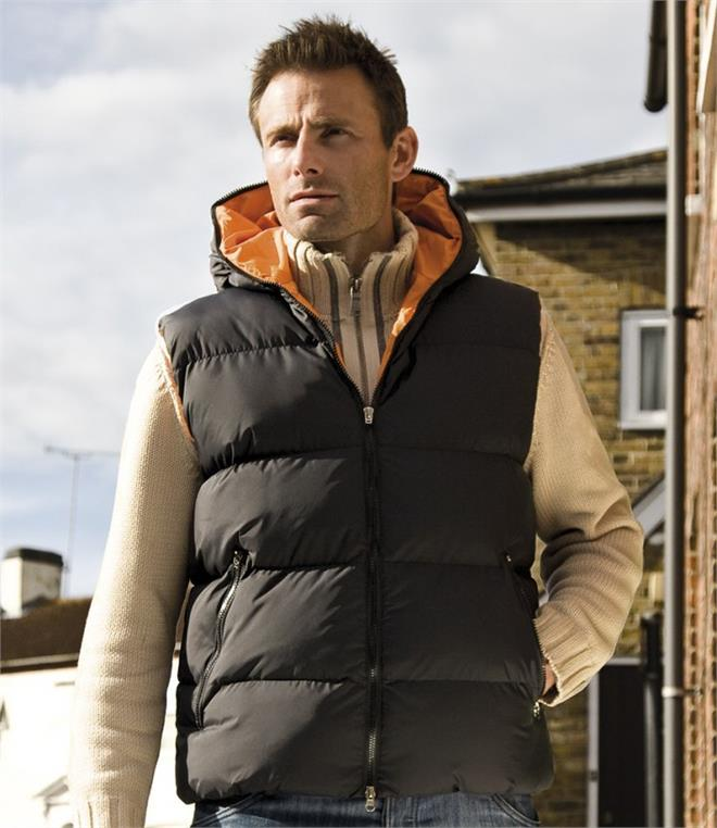Result Dax Down Feel Gilet