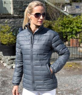 Result Urban Ladies Ice Bird Padded Jacket