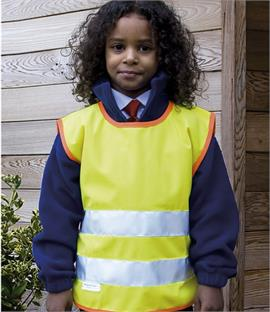Result Kids Safeguard High Viz Tabard