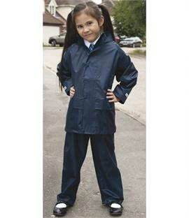 Result Core Kids Rain Suit