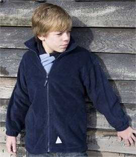 Result Kids/Youths Active Fleece Jacket