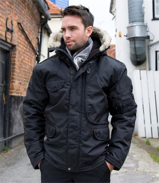 DISCONTINUED - Result Work-Guard Ultimate Cyclone Parka