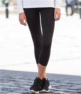 Skinnifit Ladies 3/4 Leggings