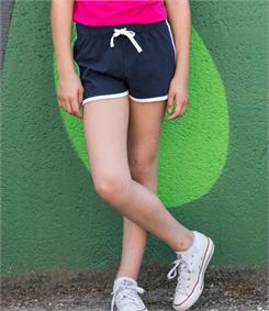 Skinnifit Minni Kids Retro Shorts