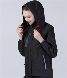 Spiro Ladies Nero Jacket