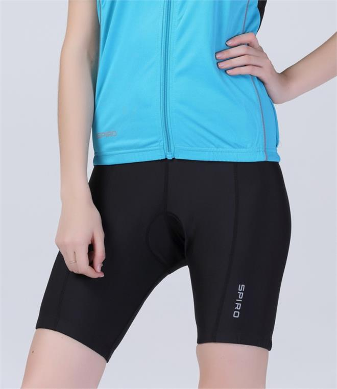 DISCONTINUED - Spiro Ladies Bikewear Padded Cycling Shorts