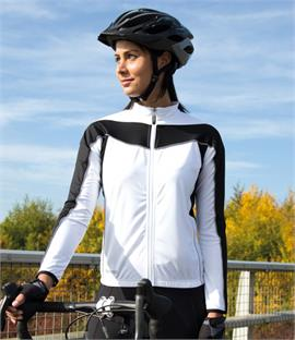 Spiro Ladies Bikewear Long Sleeve Performance Cycling Top