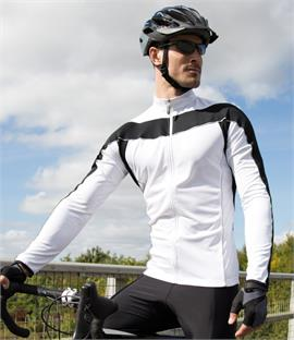 Spiro Bikewear Long Sleeve Performance Cycling Top