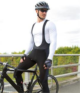 Spiro Bikewear Long Cycling Bib