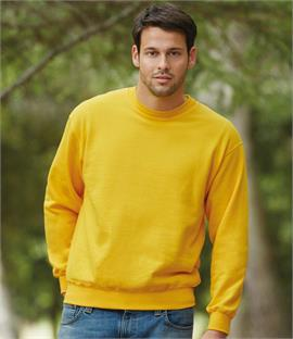 Fruit of the Loom Drop Shoulder Sweatshirt